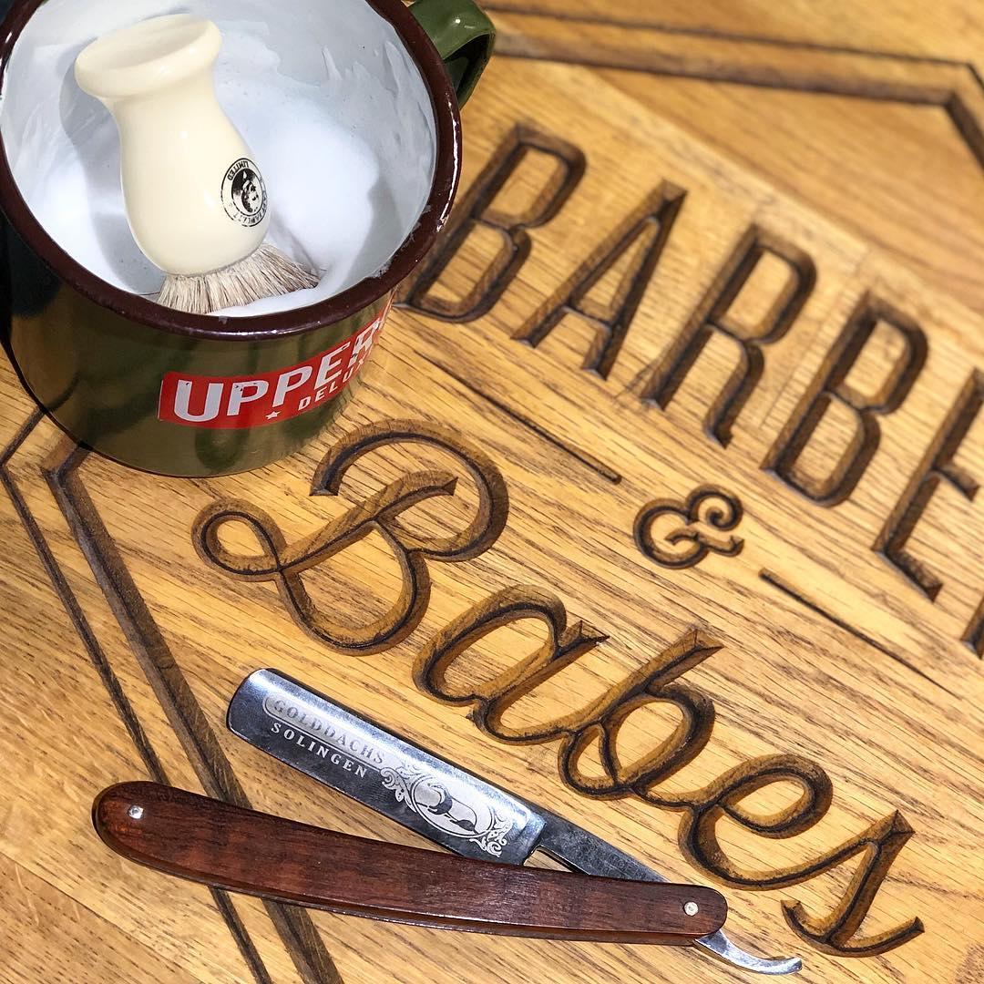 barbers and babe uppsala