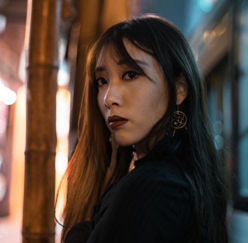 Sexig japansk lesbisk porr